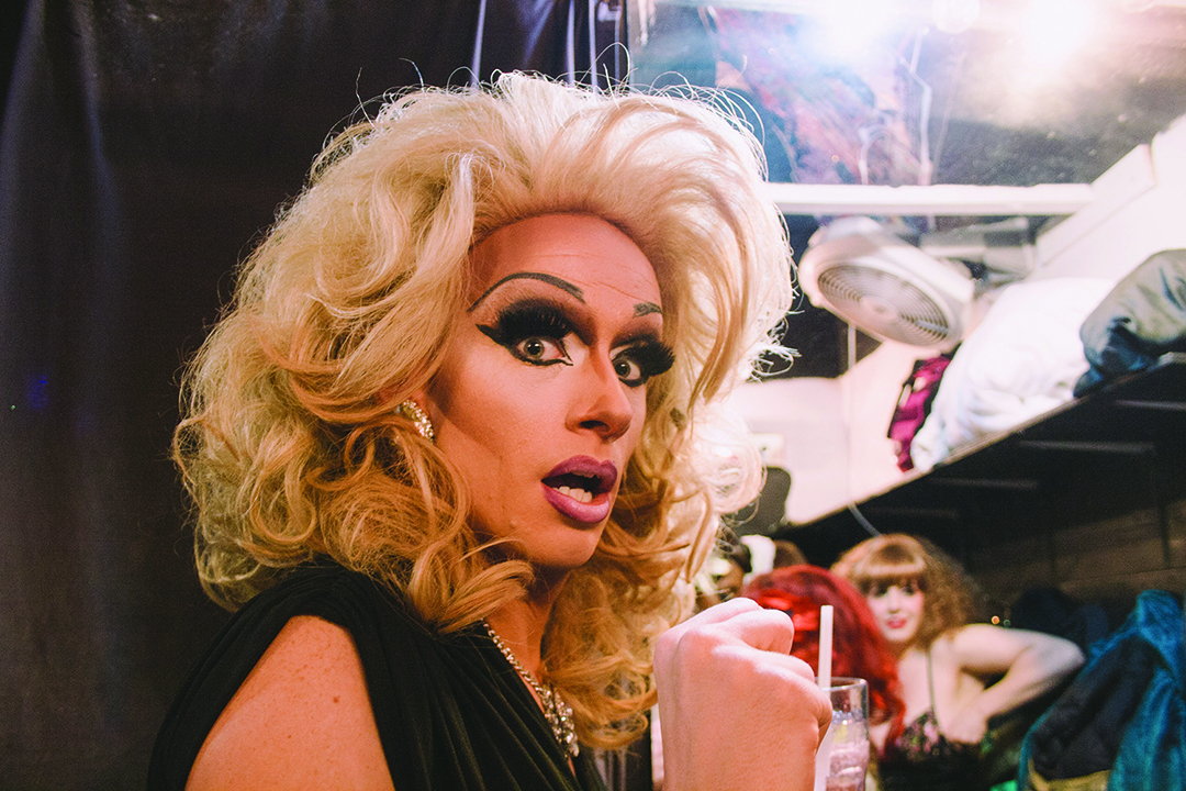 """""""The most successful drag queens are loud or talented, and I'm both."""" — Daytona Bitch"""